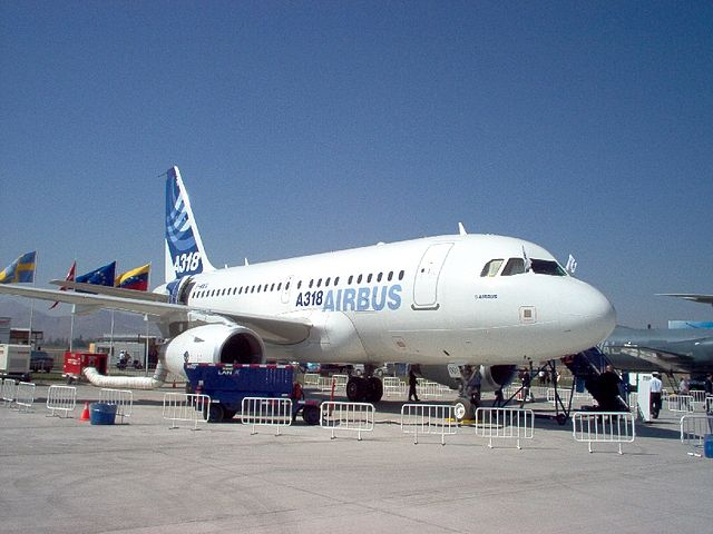 Airbas A318